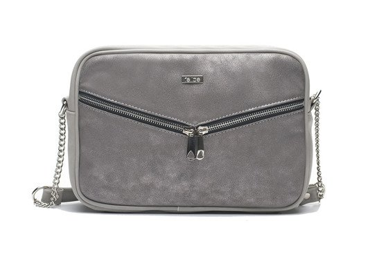 Crossbody Messenger bag FB01 grey