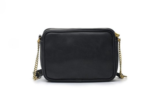 Crossbody bag Loretto Tres - black
