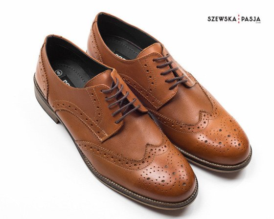 Gibson brogue shoes, Oxford Shoes