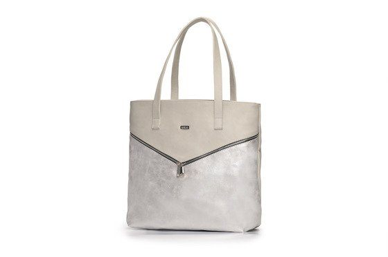 Shopper bag Felice Verona Due - beige