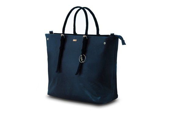 Women's shoulder bag Grazia Navy