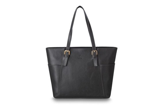 Women's shoulder bag Lisbona graphite